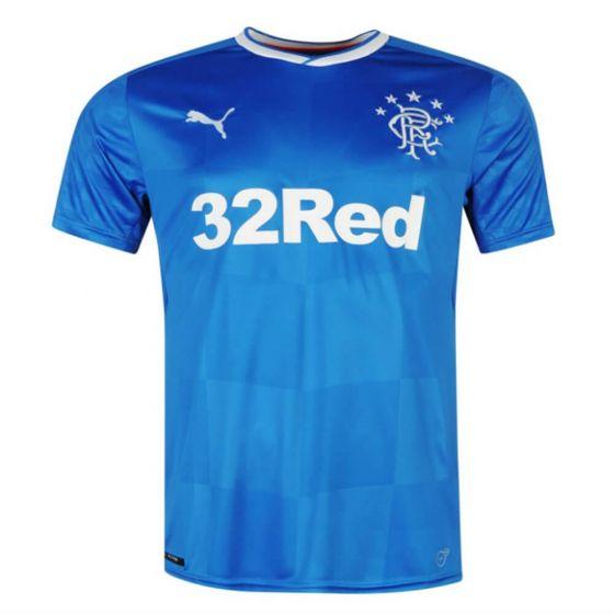 Glasgow Rangers Home Shirt 2017/18