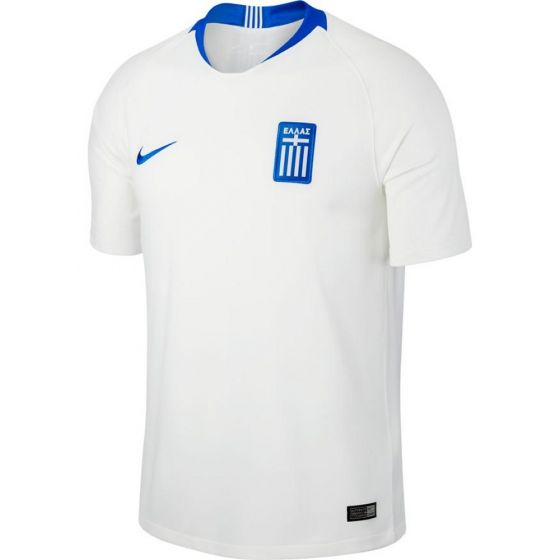 Greece Nike Home Shirt 2018/19 (Adults)