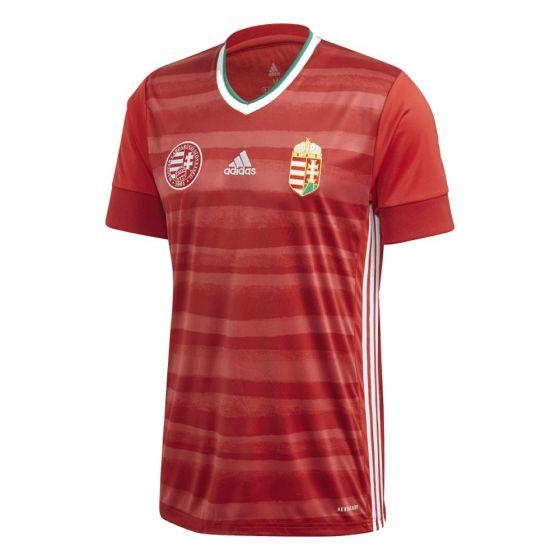 Hungary Home Football Shirt 2020/21