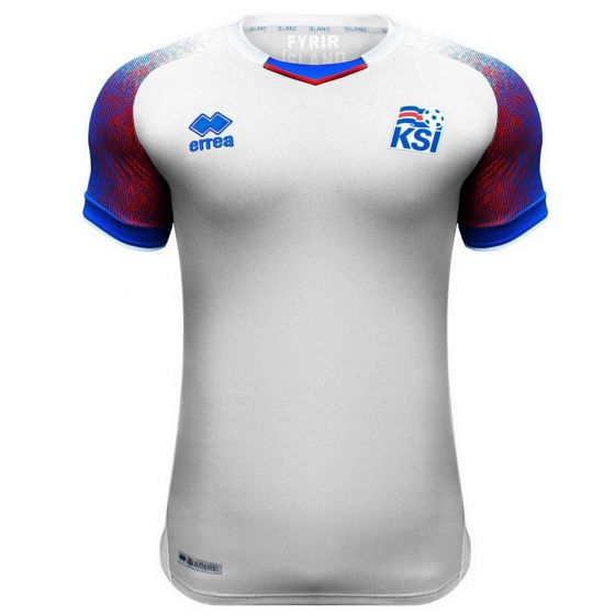 Iceland Errea Away Shirt 2018/19 (Adults)