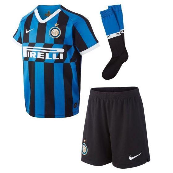 Inter Milan Kids Home Kit 2019/20