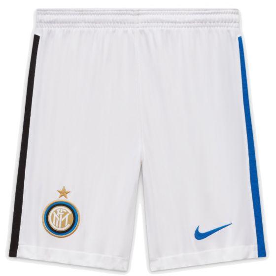 Inter Milan away shorts 20/21