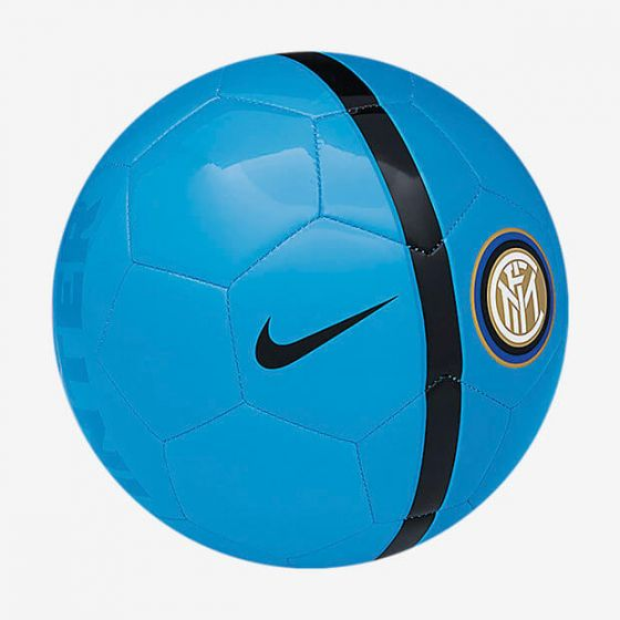 Inter Milan Blue Supporters Soccer Ball