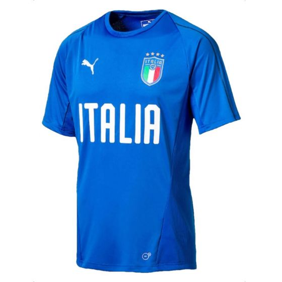 Italy Training Jersey 2017/18 (Blue)