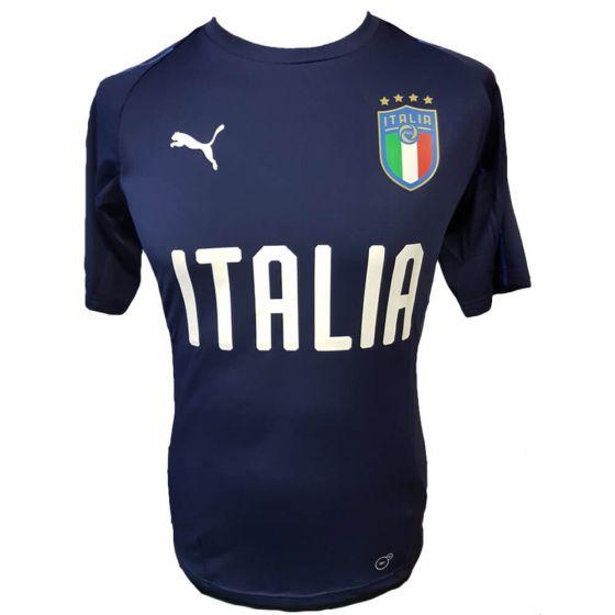 Italy Kids Training Jersey 2017/18 (Navy)