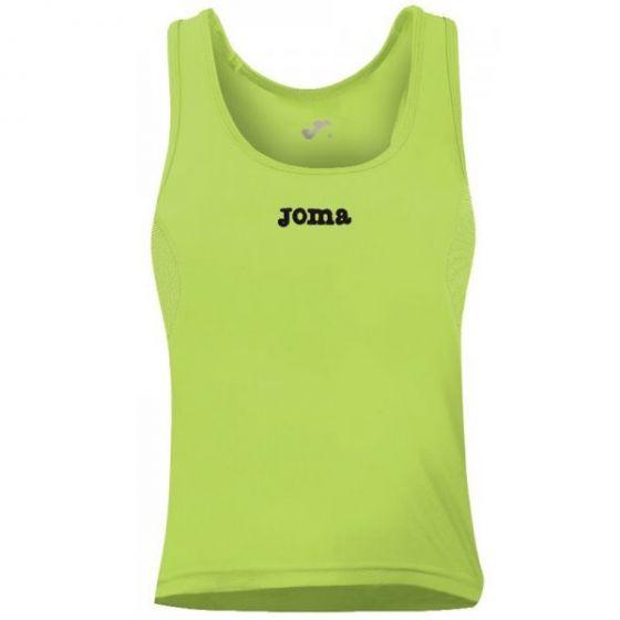 Joma Women's Running Vest (Green)