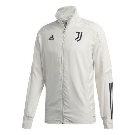 Juventus Grey Presentation Jacket 2020/21