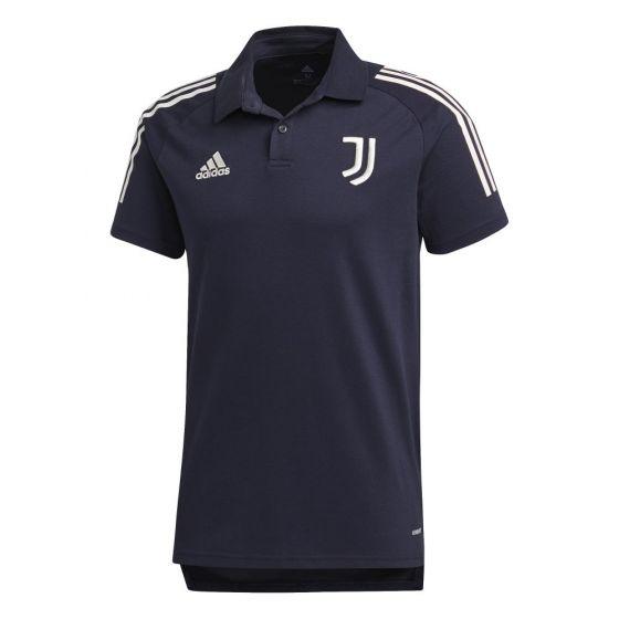 Juventus Navy Polo Shirt 2020/21