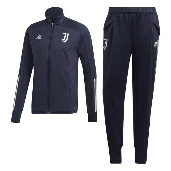 Juventus Kids Navy Tracksuit 2020/21