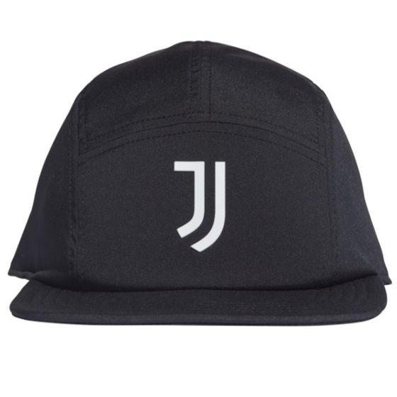 Front of the Juventus 2020/21 black 5p cap