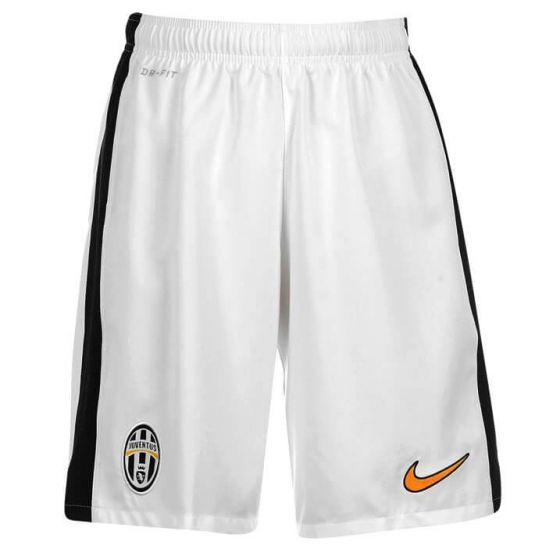 Juventus Home Shorts 2014 - 2015