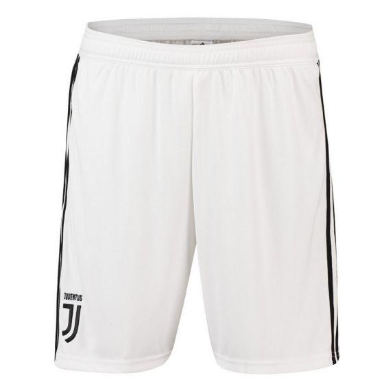 Juventus Adidas Home Shorts 2018/19 (Adults)