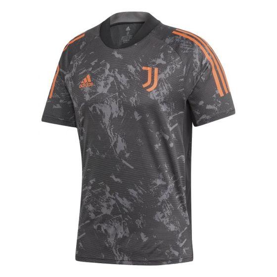 Juventus EU Grey Training Jersey 2020/21
