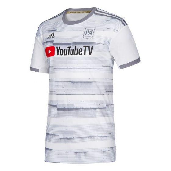 Los Angeles FC Away Football Shirt 2019