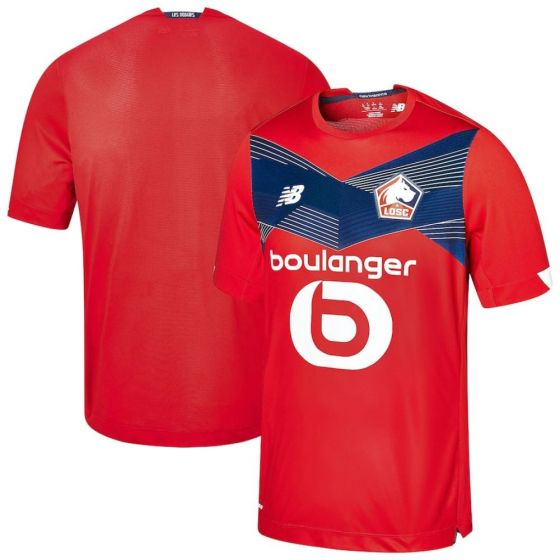 Lille home jersey 20/21