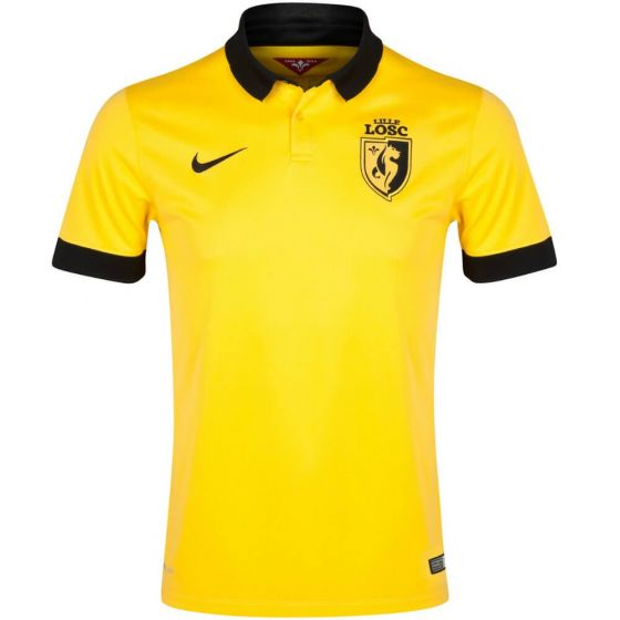 Lille Kids (Boys Youth) Away Jersey 2014 - 2015