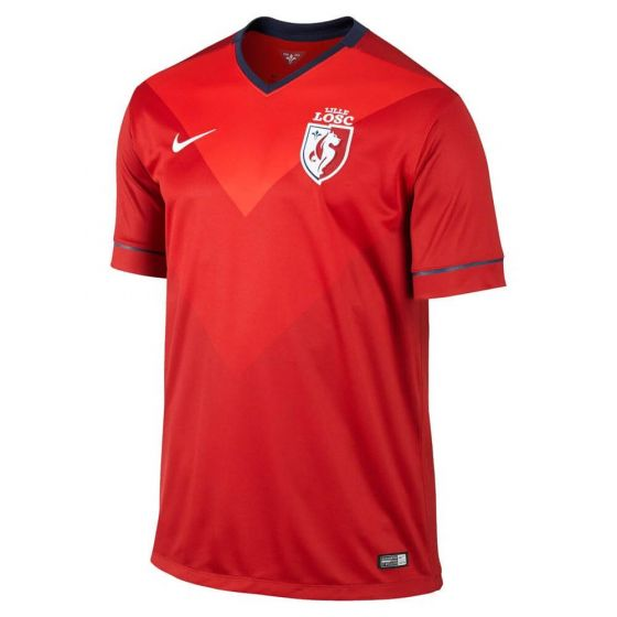 Lille Kids (Boys Youth) Home Jersey 2014 - 2015