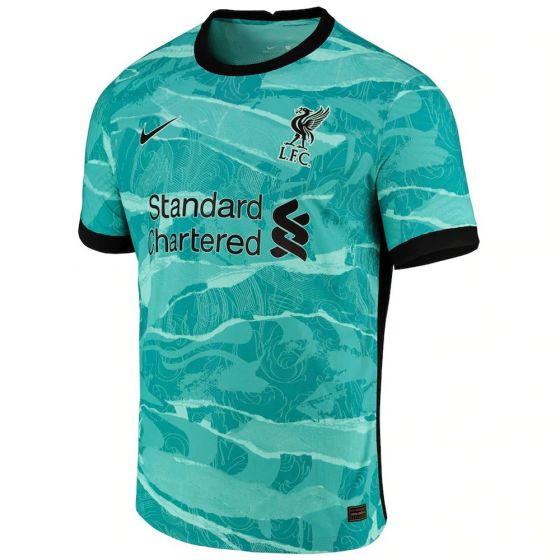 Liverpool Vapor Match Away Shirt 2020/21