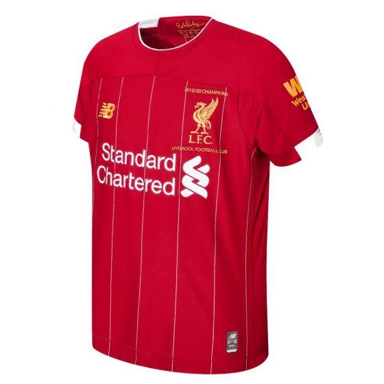 Liverpool Premier League Champions Home Jersey 2019/20