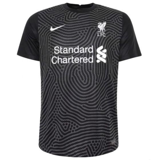 Liverpool 20/21 home goalkeeper jersey