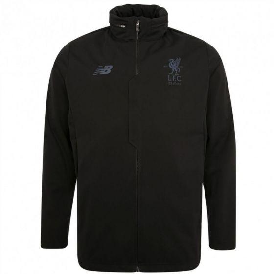 Liverpool Kids Motion Rain Jacket 2017/18 (Black)