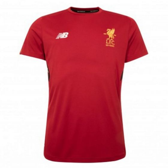 Liverpool Kids Training Jersey 2017/18 (Red)