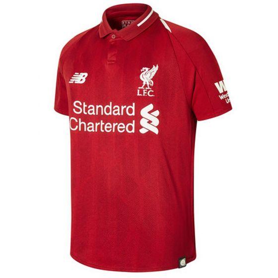 Liverpool Kids Home Shirt 2018/19