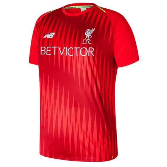 Liverpool New Balance Red Match Training Jersey 2018/19 (Adults)