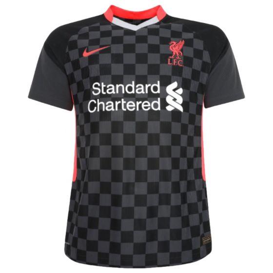 Liverpool vapor match 3rd jersey 20/21