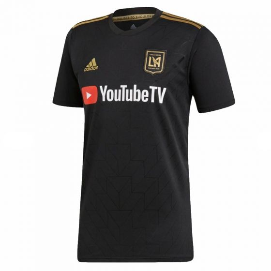 Los Angeles FC Home Football Shirt 2019/20