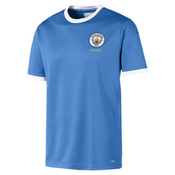 Manchester City 125th Anniversary Shirt