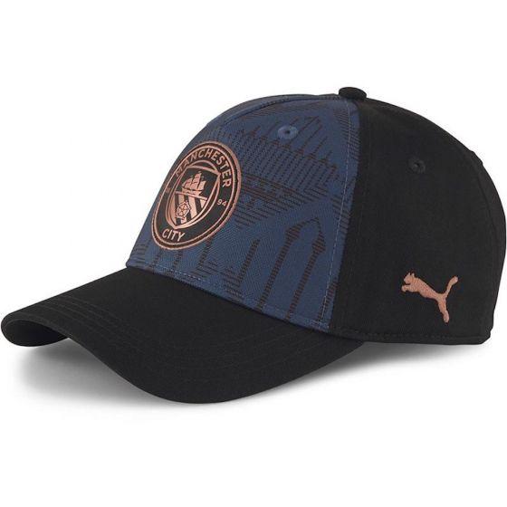 Manchester City Black Core Cap 2020/21
