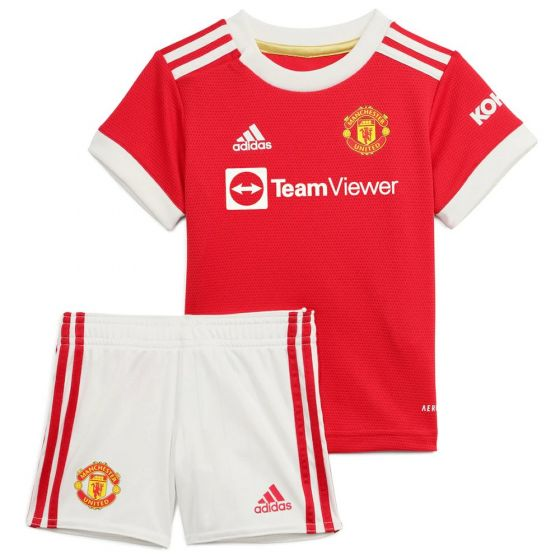 Manchester United Baby Home Kit 2021/22