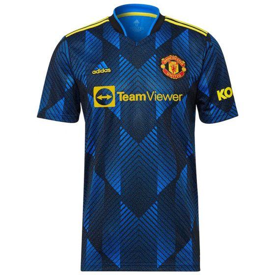 Manchester United Third Shirt 2021/22