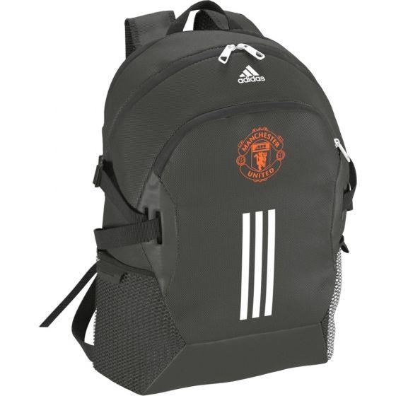 Manchester United Black Backpack 2020/21