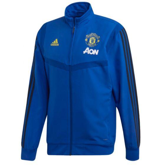 Man Utd blue presentation jacket 2019/20