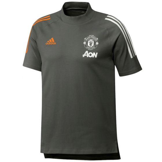 Manchester United 20/21 green t-shirt