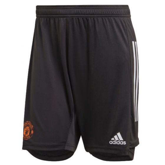 Man Utd 20/21 green training shorts