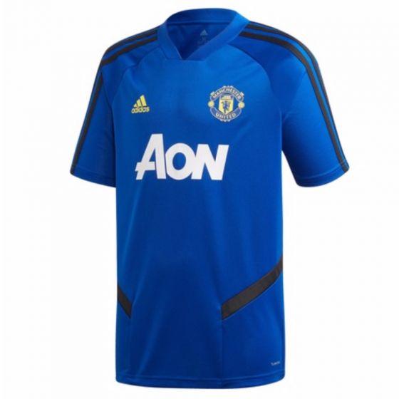 Man Utd kids blue training jersey 19/20