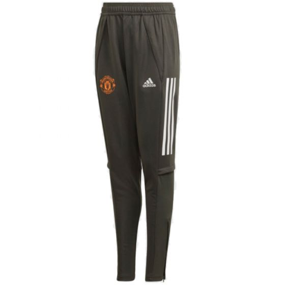 Man Utd kids training pants 20/21 (green)
