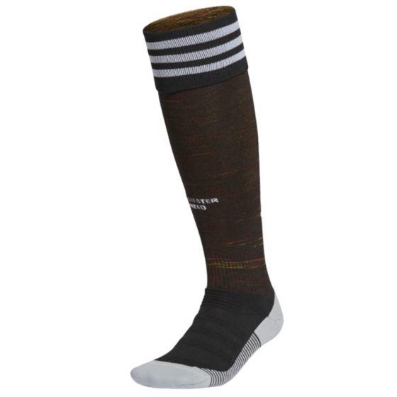 Man Utd junior home socks 20/21