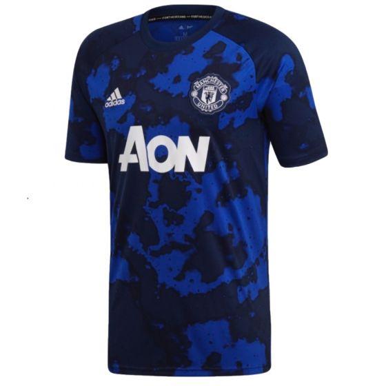 Man Utd pre-match jersey 2019/20