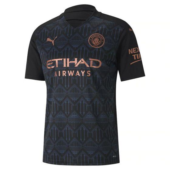 Manchester City Away Shirt 2020/21