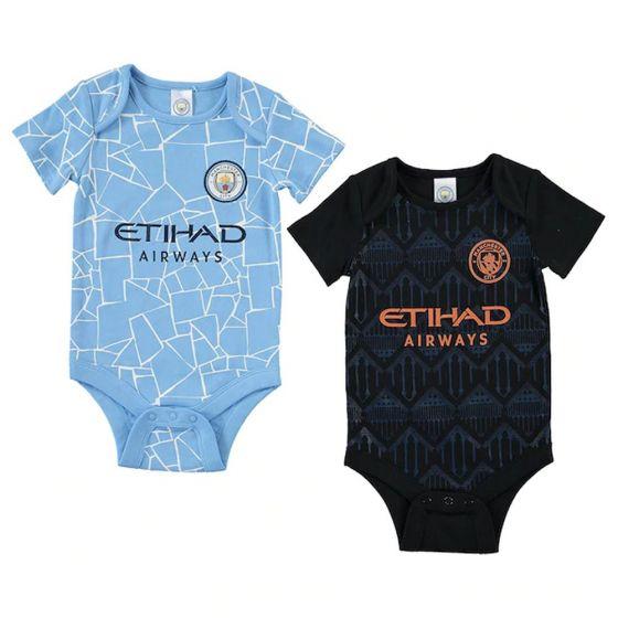 Manchester City Baby Bodysuits 2020/21