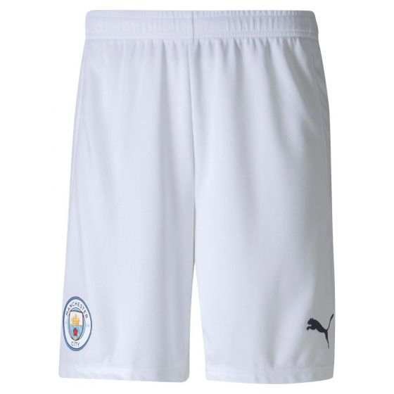 Manchester City Home Shorts 2020/21