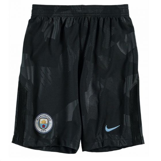 Manchester City Kids Third Shorts 2017/18