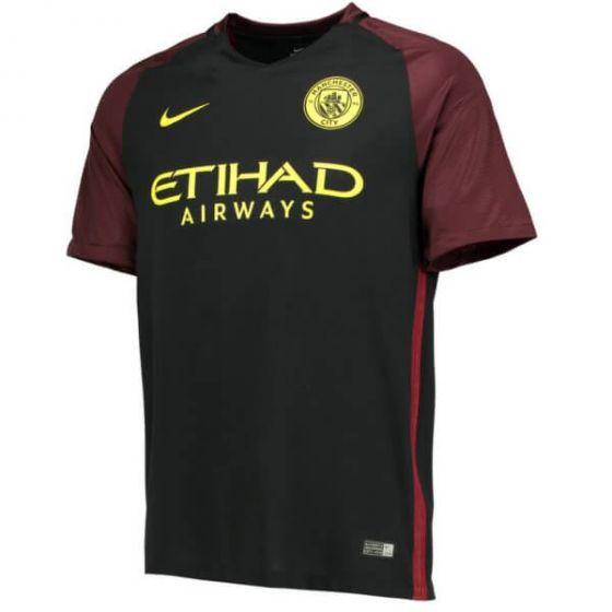 Manchester City Away Football Shirt 2016-17