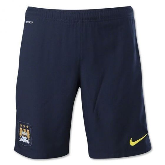 Manchester City Away Shorts 2014 - 2015