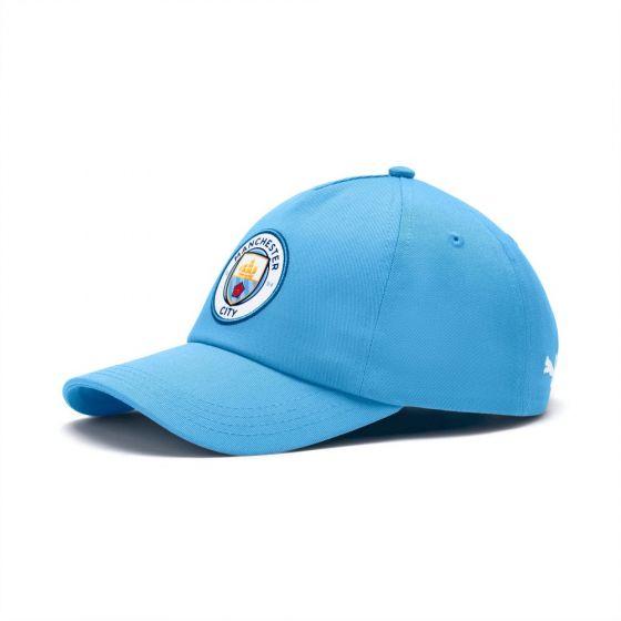 Manchester City Blue Team Cap 2020/21