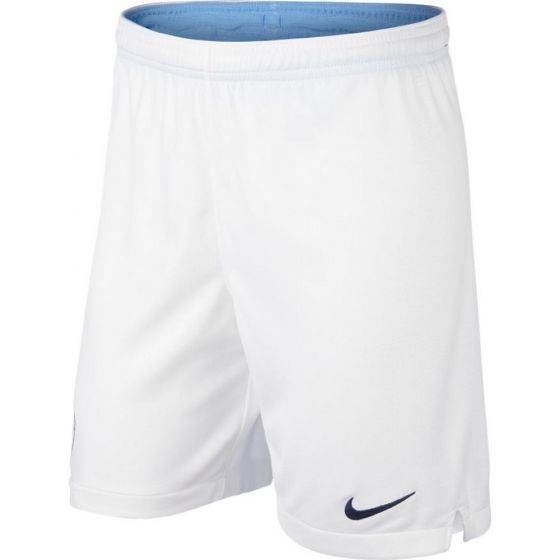 Manchester City Nike Home Shorts 2018/19 (Adults)